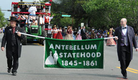 Antebellum Statehood